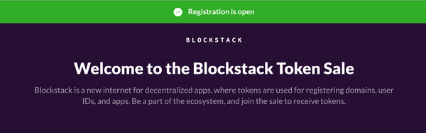 Proof of Humanity: a Deep Dive into the Blockstack Token Sale Registration App